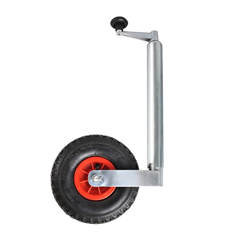 ProPlus Jockey Wheel Metal Rim with Air Tyre 26 x 8.5 cm 341503