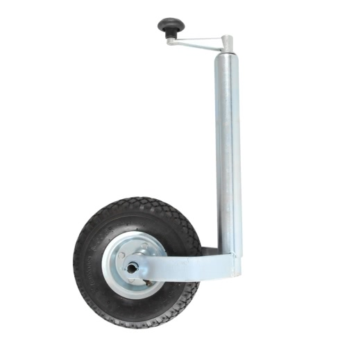 ProPlus Jockey Wheel 48 mm with Air-Filled Tyre 26 x 8.5 cm 341507