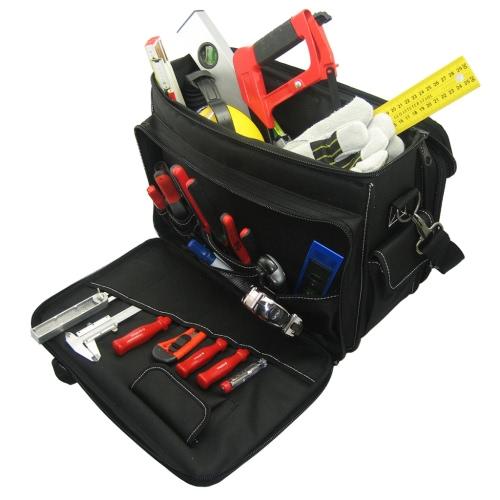Toolpack Werkzeug-, Notebook-, Tablet- und Zubehörtasche Multiplex 360.045