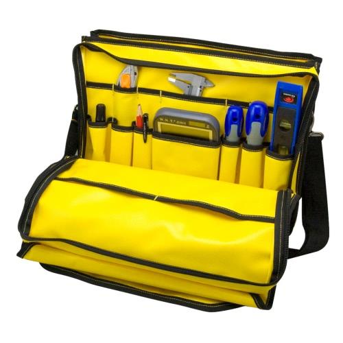 Toolpack Allwetter-Werkzeug- und Dokumententasche Executive 361.034