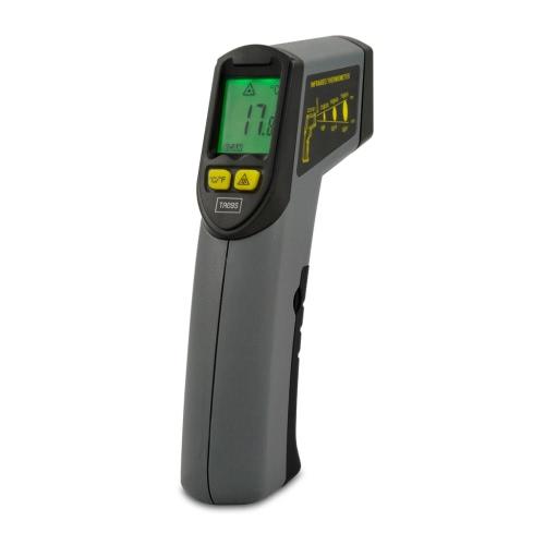 Trebs Infrarot Thermometer mit Laser 99714