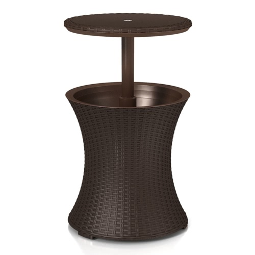 Keter Cool Bar Poly Rattan Antracite 17194548