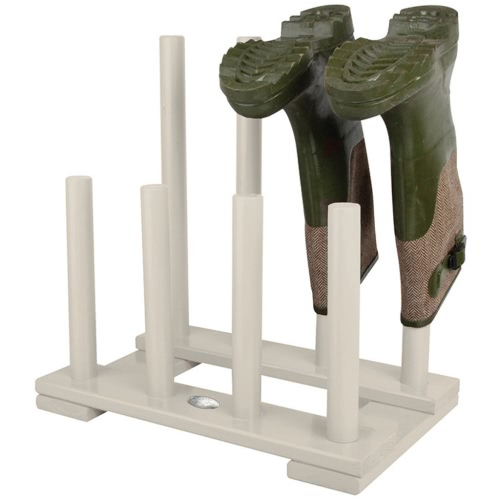 Esschert Design Boot Rack White CF48W