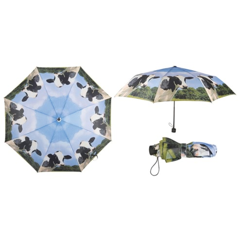 Esschert Design Foldable Umbrella Cow TP157