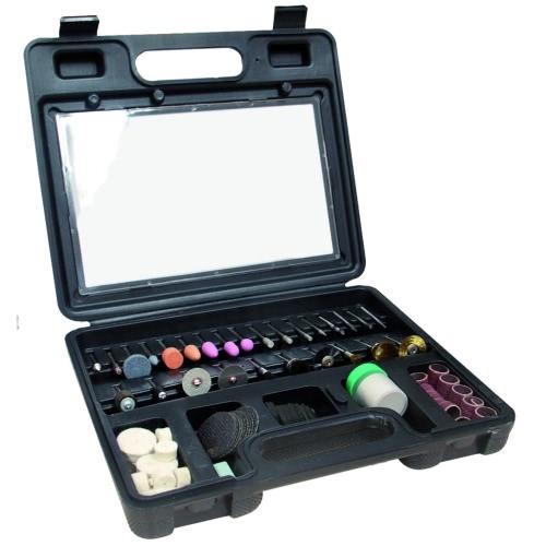 FERM Kombiwerkzeug-Zubehör-Set 100 Teile CTA1007