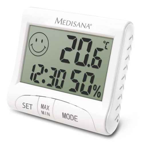 Medisana Digital Thermo-Hygrometer HG 100 60079