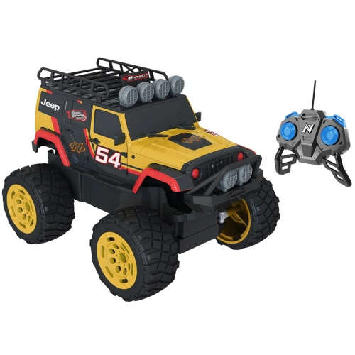 Nikko RC Offroad Jeep Wrangler 1:18 94173