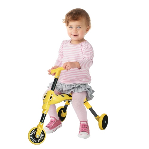 MOOKIE Scuttle Bumble Tricycle 8541