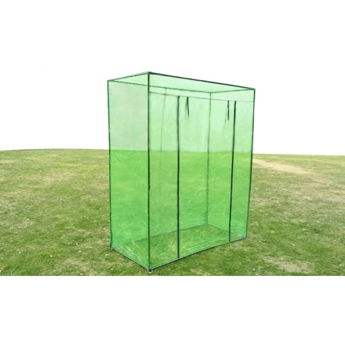 Greenhouse Steel frame PVC