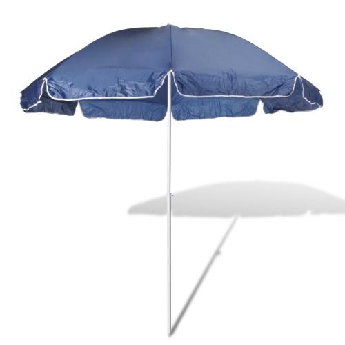 240cm paraguas sombrilla paraguas azul