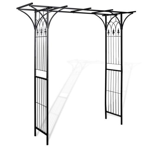 CONCEPTION Garden Arc Rose Arc Archway Trellis treillis métallique