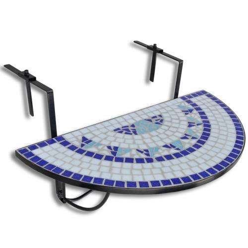 Складной стол стол балкон висит стол балкон висячий стол мозаики B