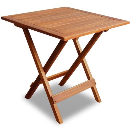 Кофе / боковой стол из дерева акации