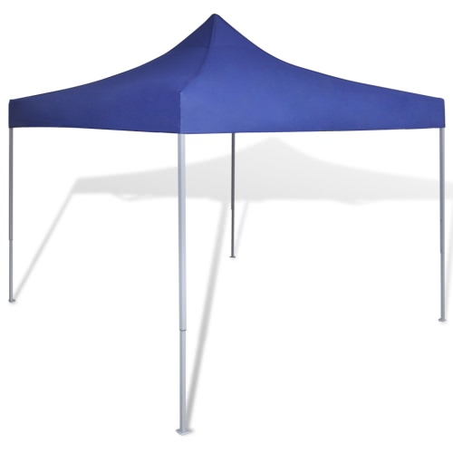 Blue Foldable Tent 3 x 3 m