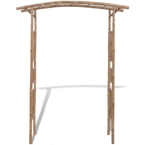 Pergoloa аркой розы арки из бамбука