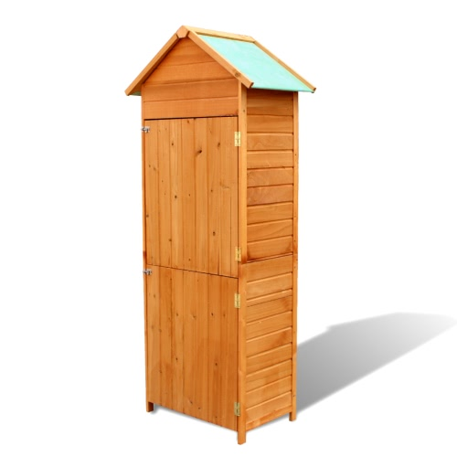 Jardín armario de madera resistente al agua