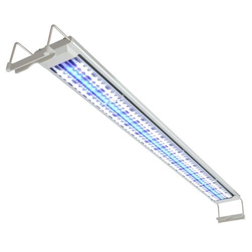 LED Acuario Lámpara 120-130 cm Aluminio IP67