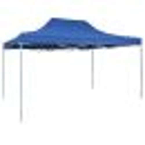 Tendina pop-up 3x4,5 m blu