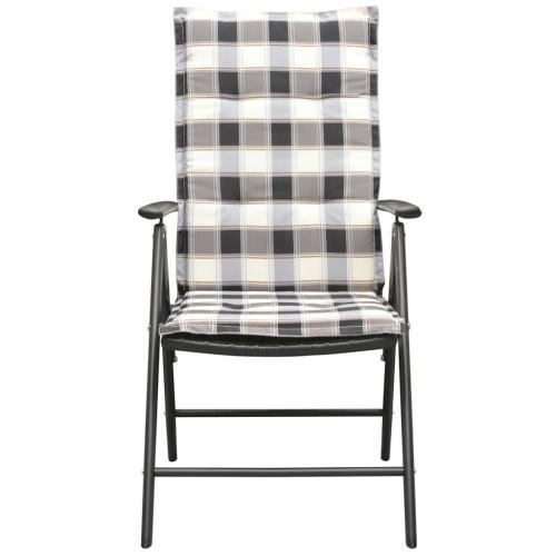 13 шт. Садовый обеденный стол с мягким алюминиевым покрытием из ротанга