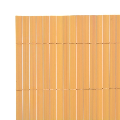 Garden fence Double-sided 150 กม 500 cm Yellow