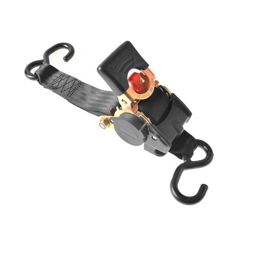 ProPlus Tie Down Strap Ratchet 2 Hooks 300cm 750 Kg Auto-retractable