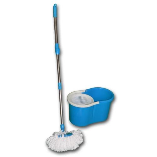 Mop Bucket Set Blue 360°