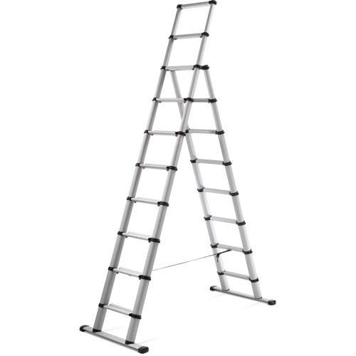 Telesteps Black Line Combi Ladder 3,0 mtr
