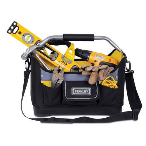 Stanley 16 Inch Open Tote Tool Bag