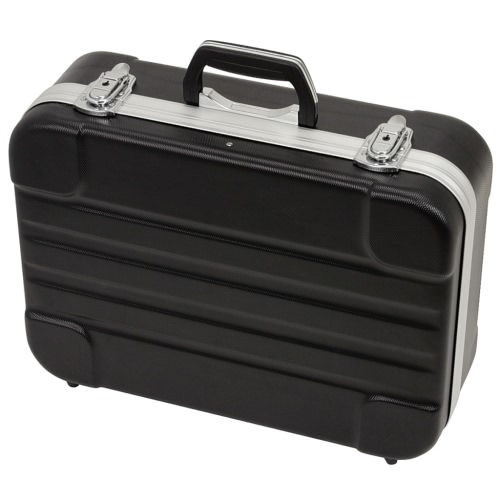 KS TOOLS Hand Carrying ABS Hard Shell Tool Case Black