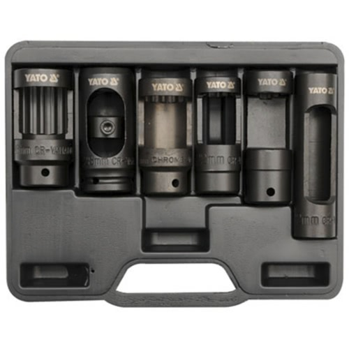 Yato Diesel Injection Socket Set