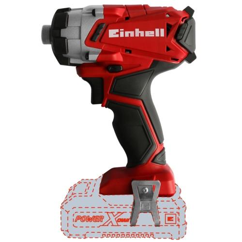 Einhell Cordless Impact Screwdriver TE-CI 18 Li - Solo