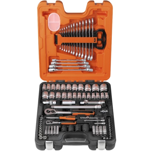 Bahco Socket Set 1/4