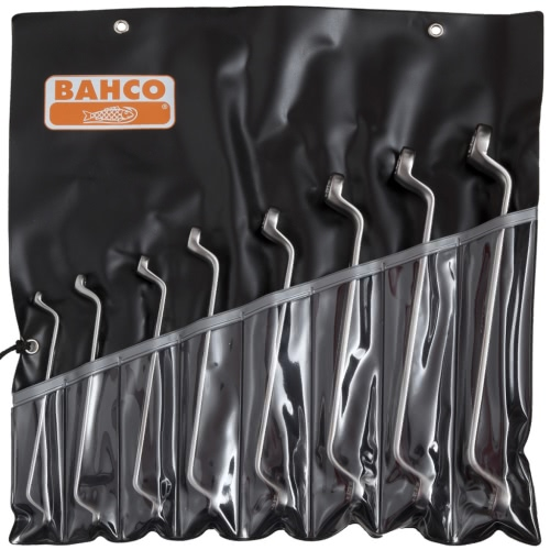Bahco Double End Deep Offset Ring Wrench Set