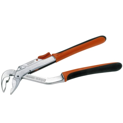 Bahco Slip Joint Pliers with Ergonomic Design