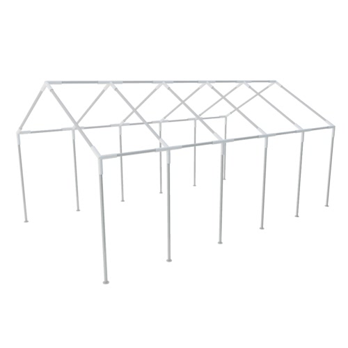 Steel Frame for Party Tent 10 x 5 m(of 160133)
