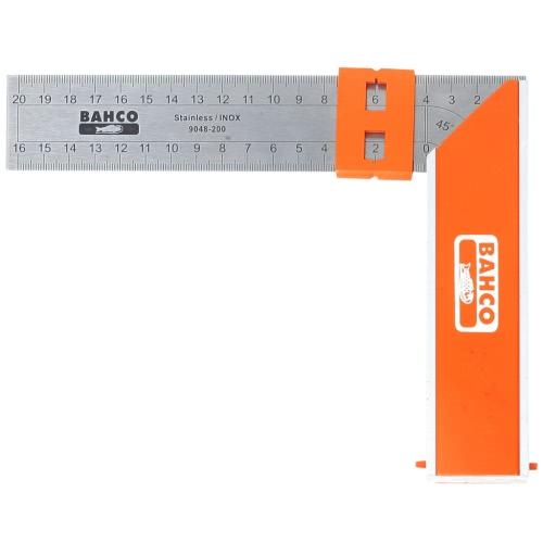BAHCO 250 mm Carpenter's Square 9048-250