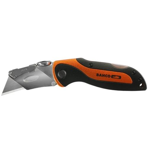 BAHCO KBSU-01 Sports Lockback Utility Knife 0.6