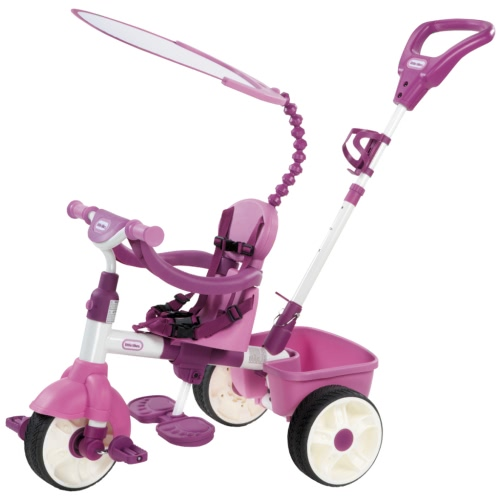 Little Tikes Deluxe 4-in-1 Trike Pink