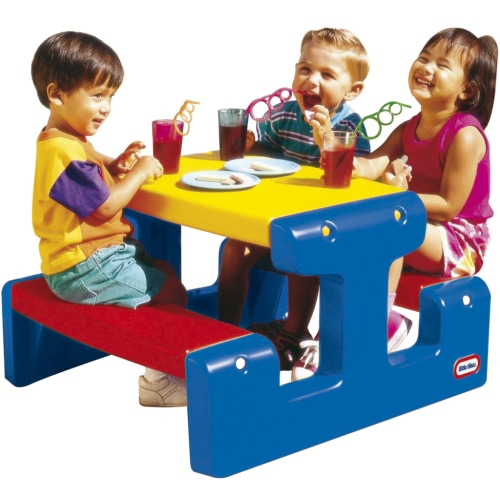 Little Tikes Junior Picnic Table