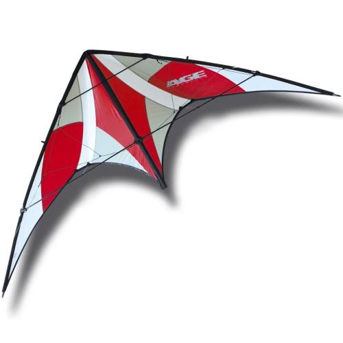 RHOMBUS Stunt Kite 210 x 85 cm