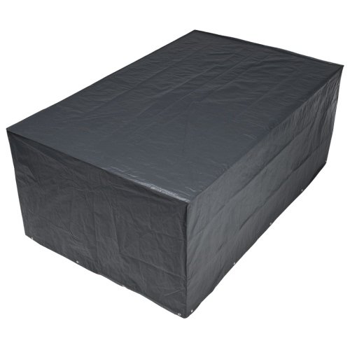 Nature Garden Furniture Cover 90 x 325 x 205 cm PE Dark Grey 6030603