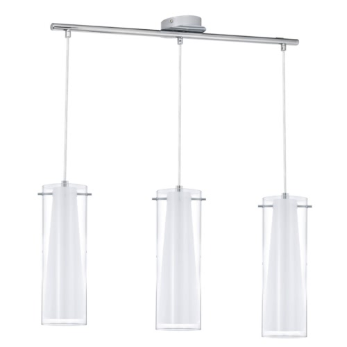 EGLO Pendant Light E27 Pinto 89833
