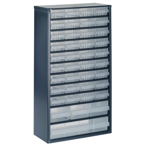 Raaco Cabinet 1240-123 with 40 Drawers 137430