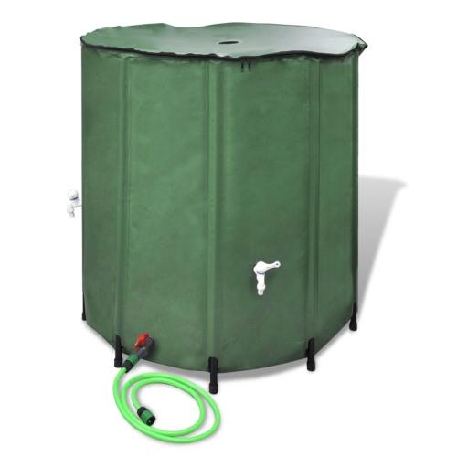 Pliable d'eau de pluie 250 L