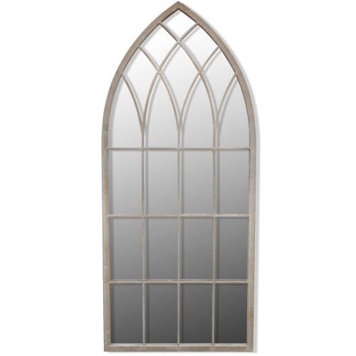 Gothic Arch сада Зеркало 115x50cm для внутреннего и наружного применения