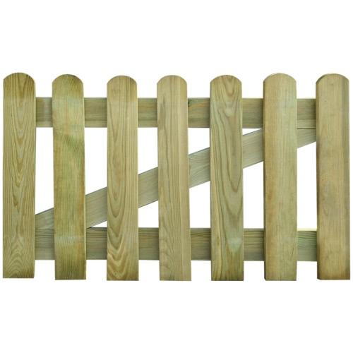 Holz Garden Gate 100 x 60 cm