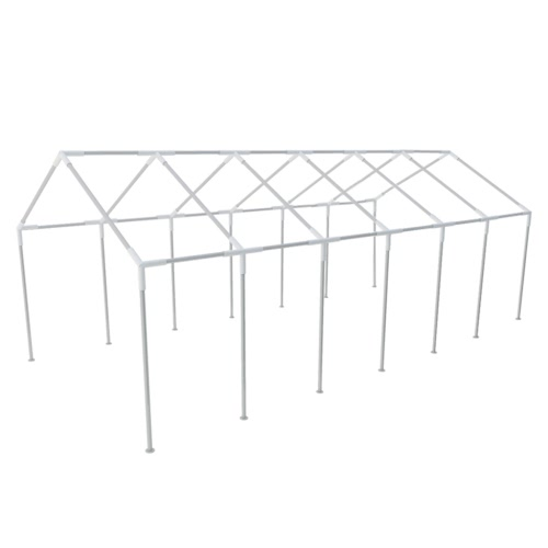 Steel Frame for 12 x 6 m Party Tent
