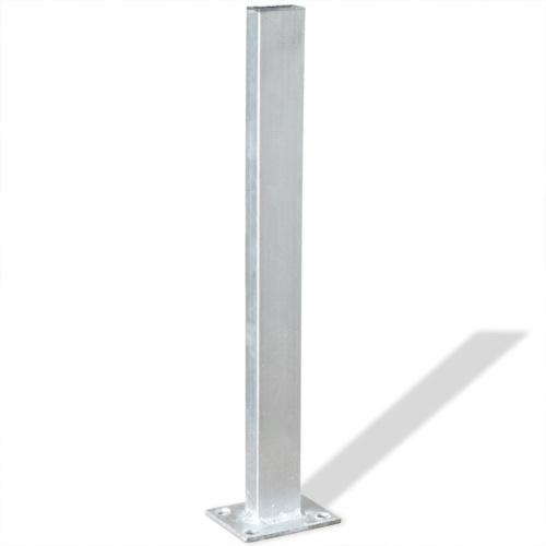 Supporto  Messaggio 4 pz 40 centimetri in acciaio