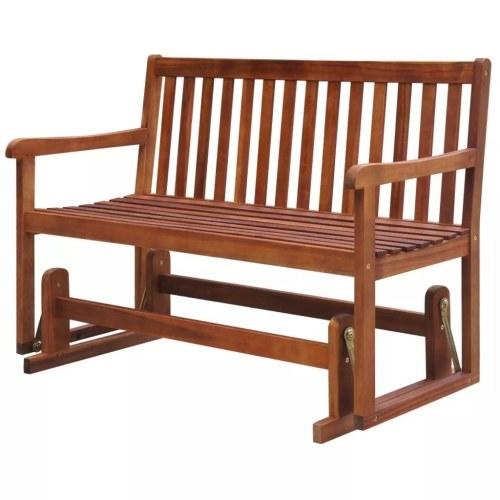 Porch Glider / Сад Свинг-скамья Acacia Wood