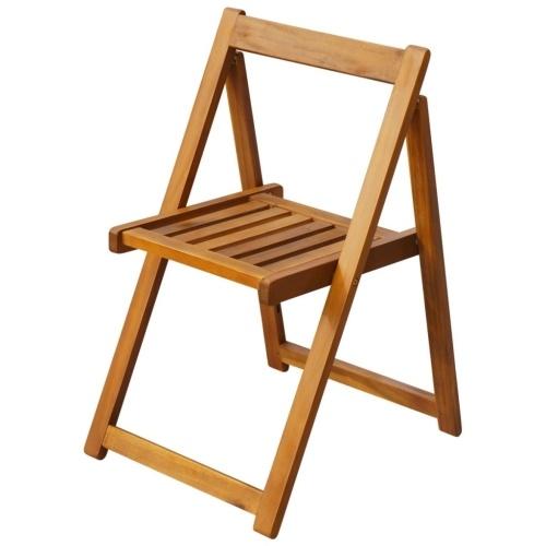 Наружные складные стулья 2 шт. Acacia Wood